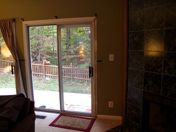 Best in Class Sliding Glass Door Installation  - Project of the Week