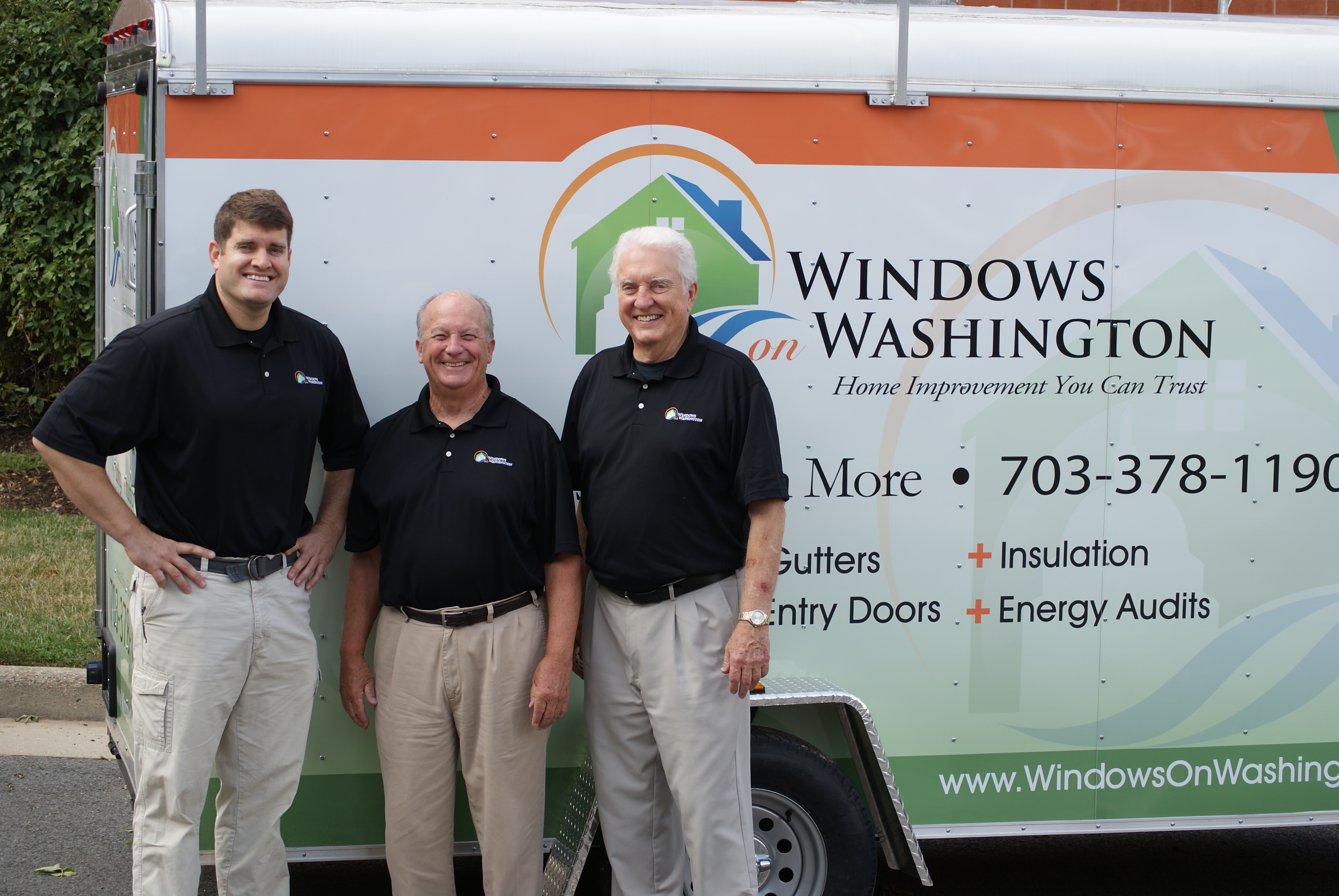 Meet Windows On Washington S Founding Partners
