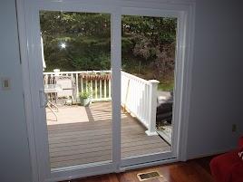 Exceptionnel Inside Sliding Glass Door ...