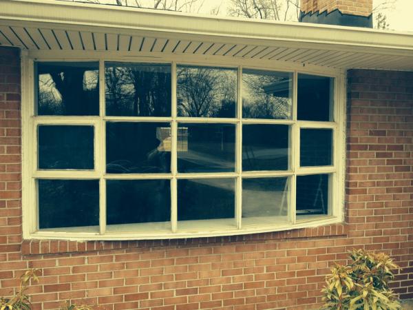 Windows on Washington Project of the Week - Bow Windows