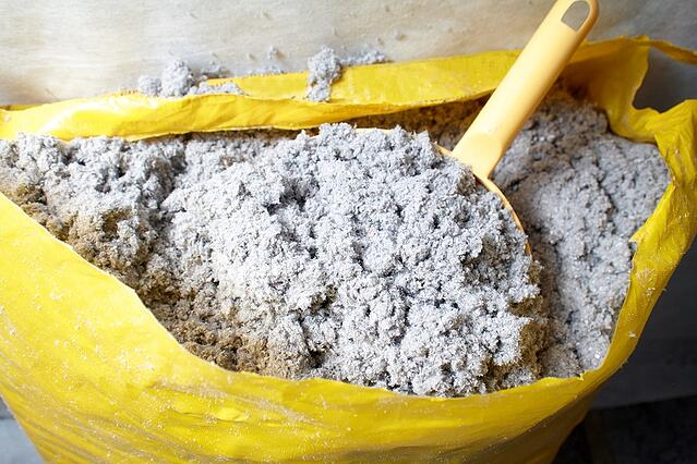 Insulation Explained Part Two: Loose Fill Insulation vs