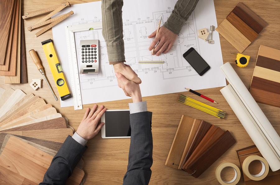manage home improvement project