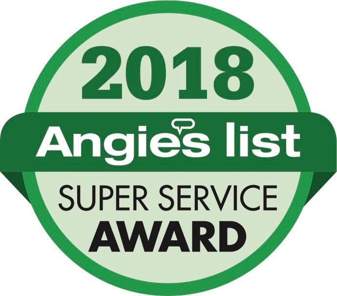 WoW Earns 2018 Angie's List Super Service Award (Again!)